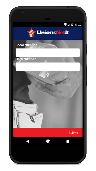 Union Demo Mobile App